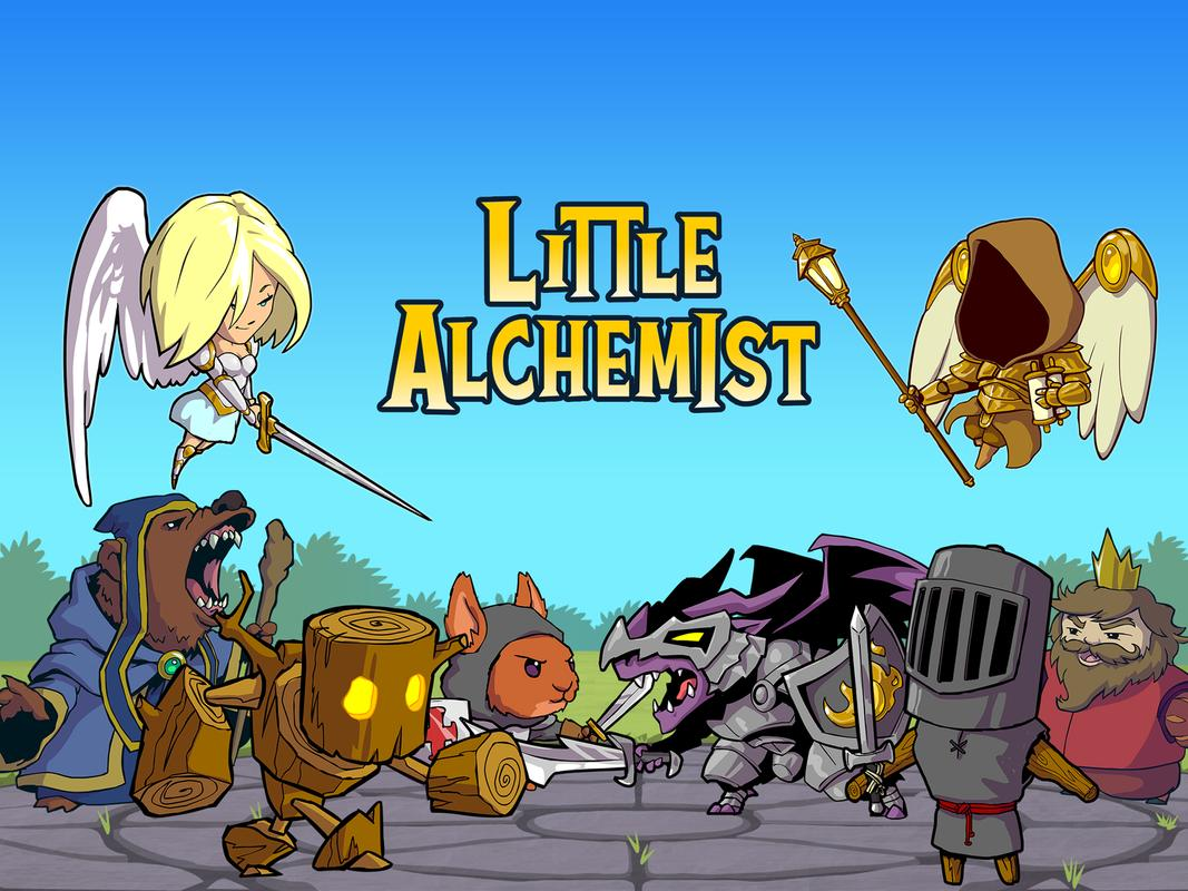 How to download little alchemist for pc & android free apk.