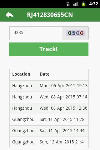 China Post Tracking for Android - APK Download