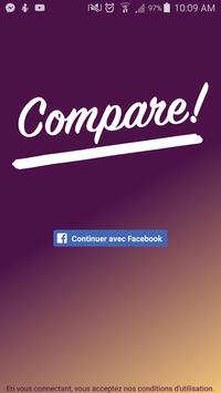 Compare ! poster