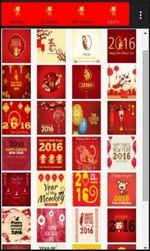Chinese Horoscope 2016 FREE apk screenshot