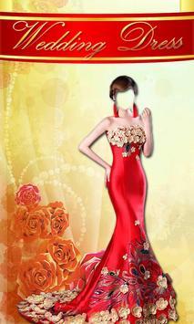 Chinese Wedding Dress Photo Maker apk screenshot