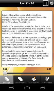 ChinoCastellano Móvil (CCM) screenshot 3