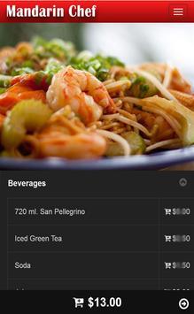 Mandarin Chef screenshot 1