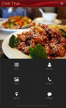 Chili Thai Restaurant poster