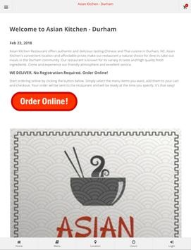 Asian Kitchen Durham Online Ordering screenshot 6