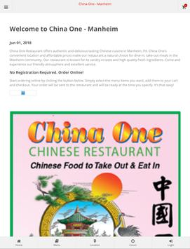 China One Manheim Online Ordering screenshot 3