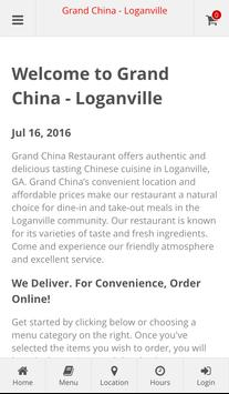 Grand China - Loganville poster