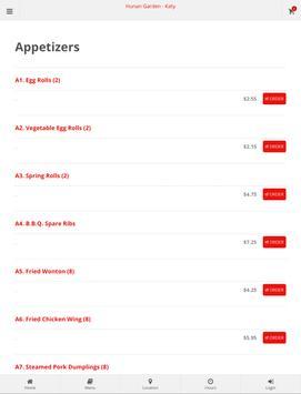 Hunan Garden Katy Online Ordering screenshot 7