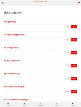 Hunan Garden Katy Online Ordering screenshot 4