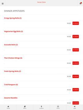 Hunan Solon Online Ordering screenshot 4