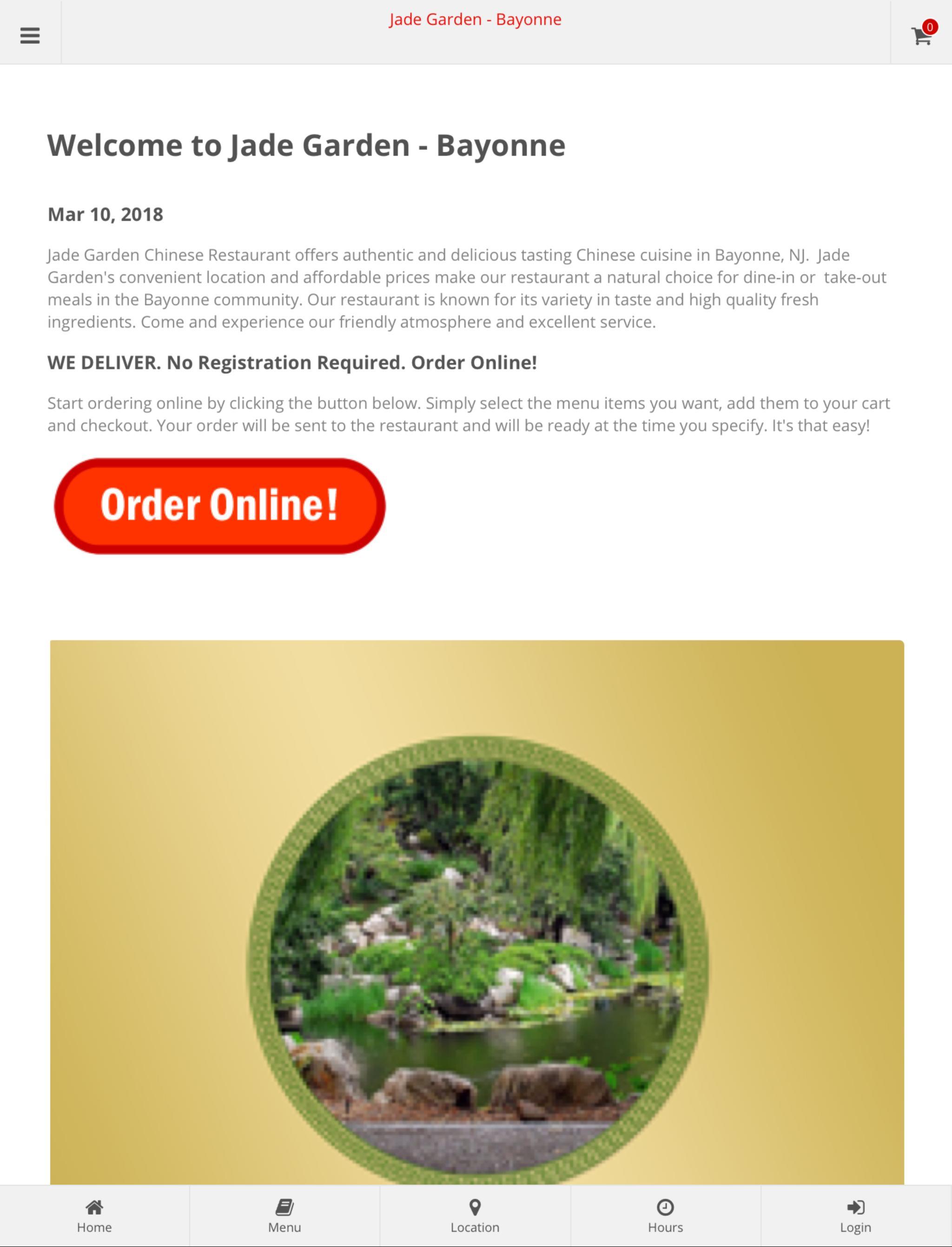 Jade Garden Bayonne Online Ordering For Android Apk Download