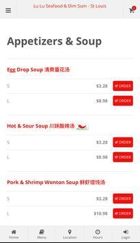 Lu Lu Seafood & Dim Sum St Louis Online Ordering screenshot 1