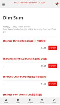 Lu Lu Seafood & Dim Sum St Louis Online Ordering screenshot 2