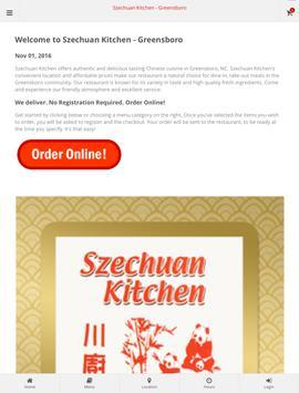Szechuan Kitchen - Greensboro screenshot 6