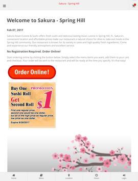 Sakura - Spring Hill apk screenshot