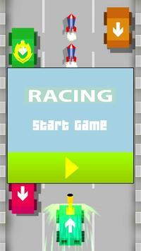 Mini Racing poster