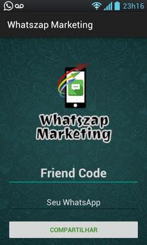 Whatszap Marketing poster