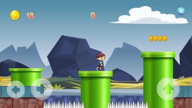 chibo survivor island apk screenshot