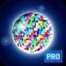 Disco Light: Flashlight with Strobe Light & Music icon