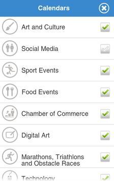 Chicago Events screenshot 1