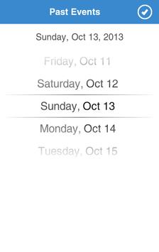 Chicago Events screenshot 3