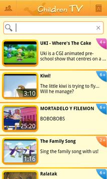 Children TV ~ videos for kids poster