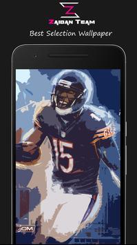 New Chicago Bears Wallpaper Art HD - Zaidan screenshot 3