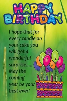 Happy birthday greets apk download free lifestyle app for android happy birthday greets poster m4hsunfo