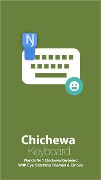 Chichewa Keyboard poster