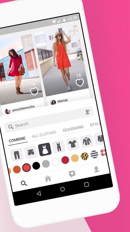 Chicisimo Kleiderschrank App Fur Android Apk Herunterladen