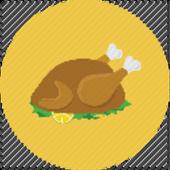 وصفات طبخ سهله لعمل الفراخ icon