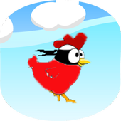 Chicken's World Fly Chinesse icon