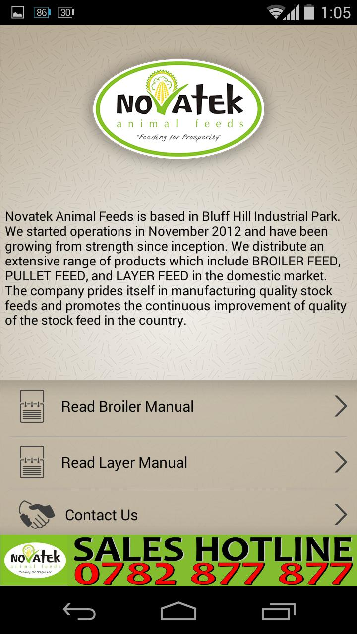 Novatek Poultry for Android - APK Download