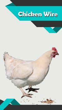 Chicken Wire poster