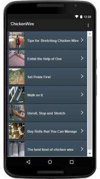 Chicken Wire screenshot 1