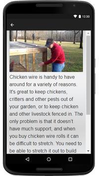Chicken Wire screenshot 2