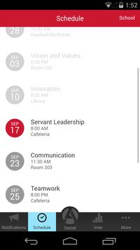 Chick-fil-A Leader Academy poster
