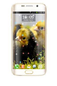 Chicks HD Live Wallpaper screenshot 1
