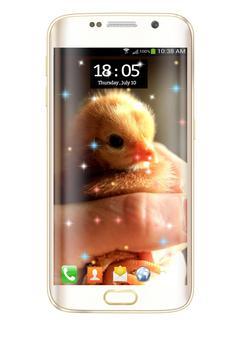 Chicks HD Live Wallpaper screenshot 2