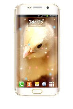 Chicks HD Live Wallpaper screenshot 5
