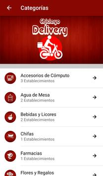 Chiclayo Delivery screenshot 8