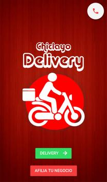 Chiclayo Delivery poster