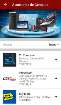 Chiclayo Delivery screenshot 2