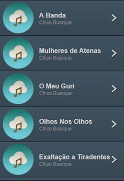 Chico Buarque Top SongLyrics screenshot 2