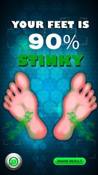 Stinky Feet Prank screenshot 1