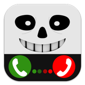 Best sans Call Prank icon