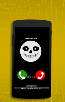Best sans Call Prank poster