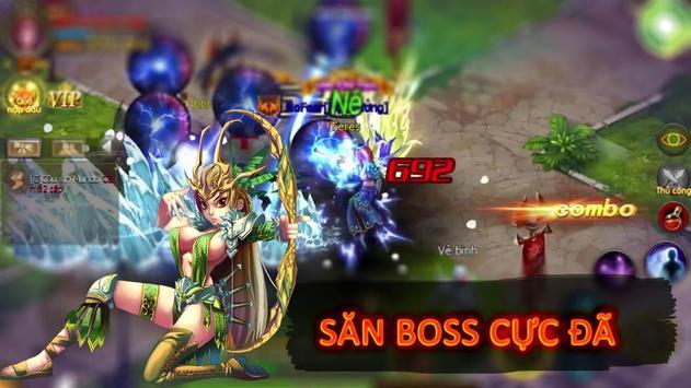 Kỵ Sĩ Rồng - Chiến Binh Bất Tử apk screenshot