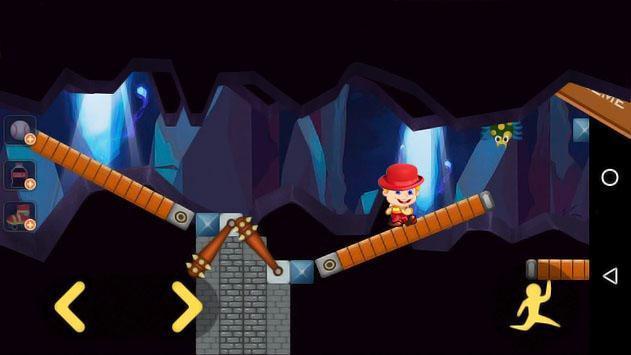 Super Adventure : Jab's Jungle World Run screenshot 1