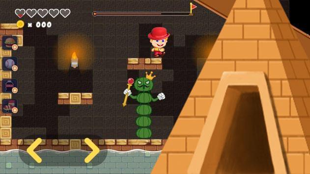 Super Adventure : Jab's Jungle World Run screenshot 2